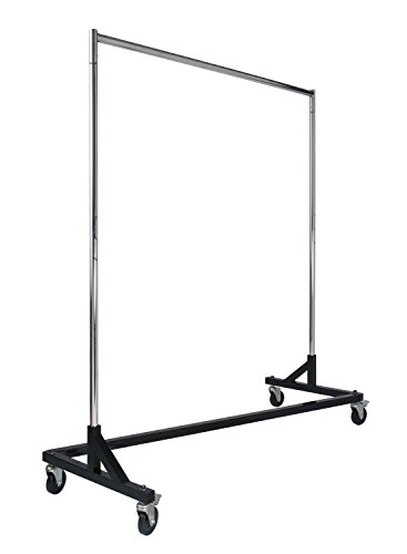 Commercial Rolling Z Rack