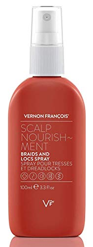Vernon François Scalp Nourishment Braids and Locs Spray