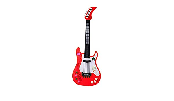 Tosbess Instrumento Musical de Juguete Guitarra Juguete Musical ...