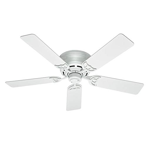 52 inch low profile ceiling fan - 1