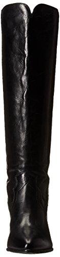 Frye Femmes Renee Couture Haute Botte Noir-72069