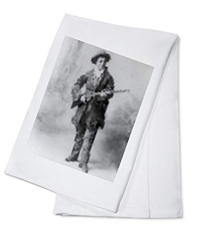 Martha Canary Calamity Jane Portrait Photograph (100% Cotton Kitchen Towel) ()