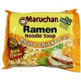 Maruchan Ramen, Roast Chicken, 3-Ounce Packages (Pack of 24) Thank you for using our service