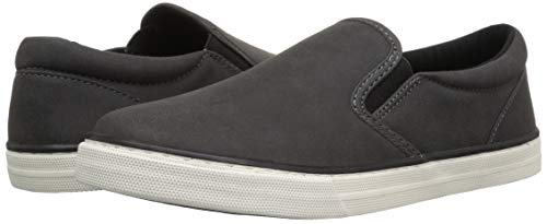 The Children's Place Boys' Slip Sneaker, BLACK02, Youth 1 Child US Little Kid by The Children's Place (Image #6)