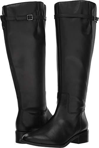 Franco Sarto Women's Belaire WC Equestrian Boot, Black, 9.5 M US