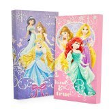 Disney Princess Glow in the Dark Wall Art Toy (Pack of 2)