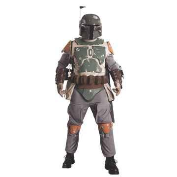 [Supreme Edition Boba Fett Costume - X-Large - Chest Size 44-46] (Boba Fett Costume Cheap)
