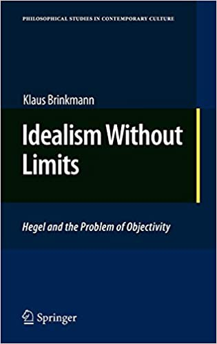 Idealism Without Limits: Hegel and the Problem of