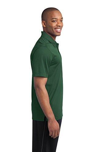 Verde Uomo Vestito Foresta Modellante Polo Sporttek UYIfqTI