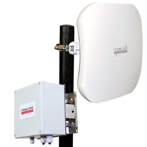 Videocomm Technologies | HDO-58150TVI | 5.8GHZ DTL OTDR WRLS HD-TVI 1080P Video TX/RX