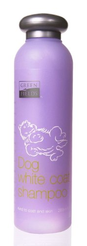 Hundeshampoo für weiße Hunde - 200 ml