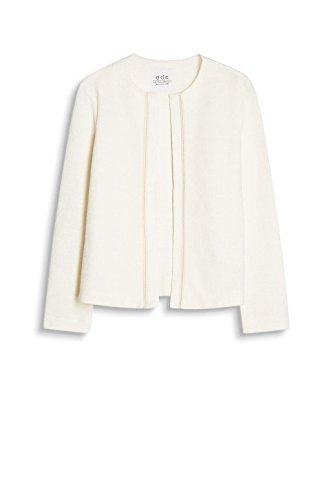 edc by Off Blouson Esprit White Blanc Femme z6RqOzP
