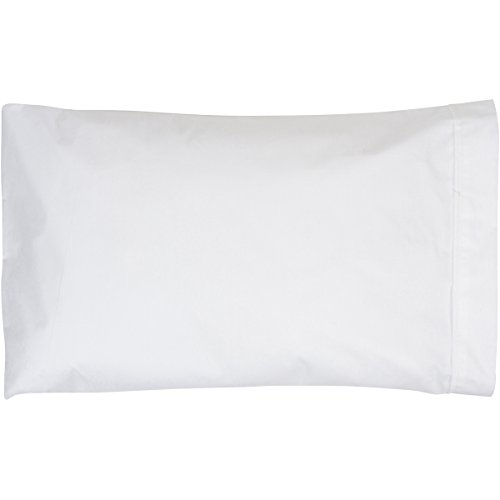 Toddler Pillowcase 13x18, White, Single