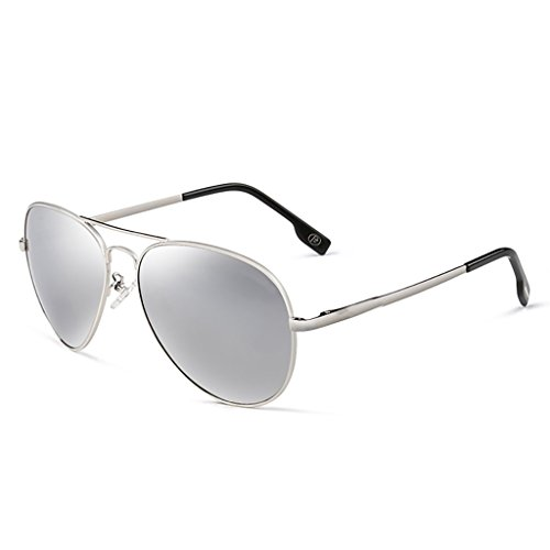 Sunglasses Yxsd 2 Mens Color 4 Metal para Polarized Fashion Frame Hombres Driving Hot qAFqT0
