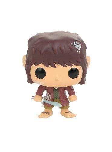 The Hobbit: AUnexpected Journey Bilbo Baggins (Spider Webs) Pop! Movies Vinyl Figure
