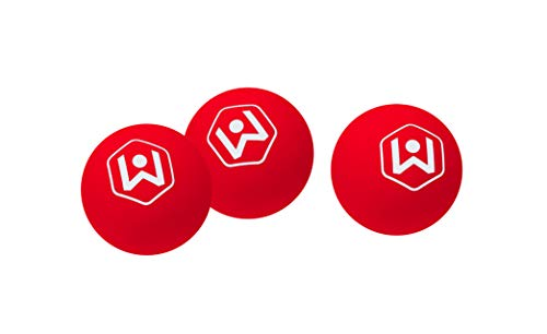Wicked Big Sports Paddle Battle Extra Balls 3 Pack