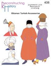 Ottoman Turkish Accessories (Empire Waist Sash)