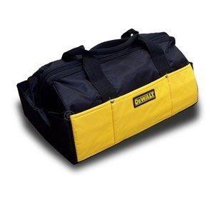 DEWALT DCBAG3 Heavy-Duty Ballictic Nylon 18 1/2-Inch Tool Bag Dewalt Nylon Tool Belt