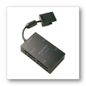 PlayStation 2 Multitap (Ps2 Tap Multi)