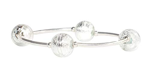 Made-As-Intended-The-Blessing-Bracelet-12MM-Silver-Murano-Glass-Beads