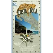 Costa Rica 3th (third) edition Text Only