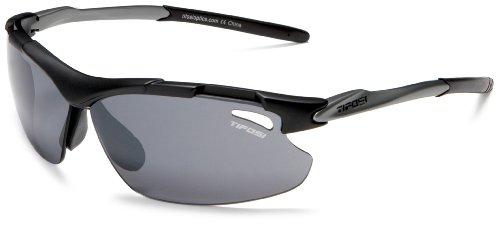 Tifosi Tyrant T-I751 Sunglasses,Matte Black Frame Frame/Grey Lens,one - Tifosi Sunglasses Tyrant