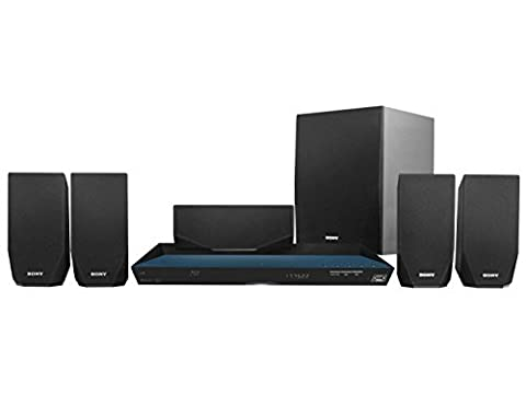 Sony 5.1 Channel 800 Watts 3D Blu-ray DVD Surround Sound Home Theater System (Blu Ray Sony Bdp S6200)