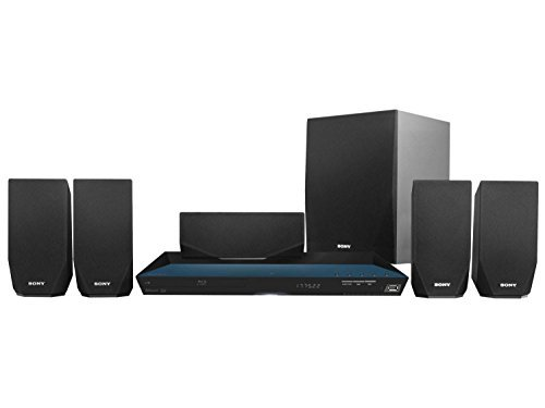 Sony 5.1 Channel 800 Watts 3D Blu-ray DVD Surround Sound Home Theater System