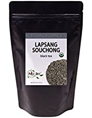 The First Sip of Tea Organic Lapsang Souchong Loose Leaf Black Tea, 8 ounce
