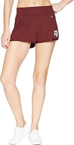 Champion College Women's Texas A&M Aggies Endurance Shorts Maroon Medium 3 ()
