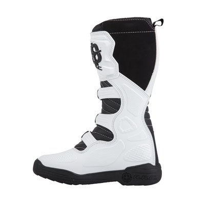 A.R.C. Corona Motocross Boot - White - Size 11 by A.R.C. (Image #5)