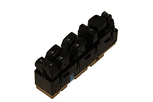 New Gm Power Window Switch - ACDelco 15883323 GM Original Equipment Front Door Lock and Side Window Switch with Mirror Switch and Module