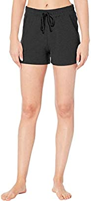 TAIPOVE Women's Comfy Sleep Pajama Shorts Lightweight Pj Sleepwear Shorts with Pockets & Drawstring Su