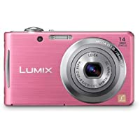 Panasonic Lumix DMC-FH2 14.1 MP Digital Camera with 4x Optical Image Stabilized Zoom with 2.7-Inch LCD (Pink) Benefits Review Image