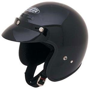 GMax GM2X Open Face Helmet - X-Small/Black