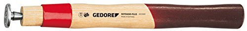 Gedore E609H-5 Rotband Spare Handle Hickory for 5 kg - Red/Brown by Gedore by Gedore