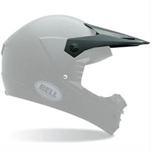 Bell SX-1 Replacement Visor/Peak Matte Black by Bell