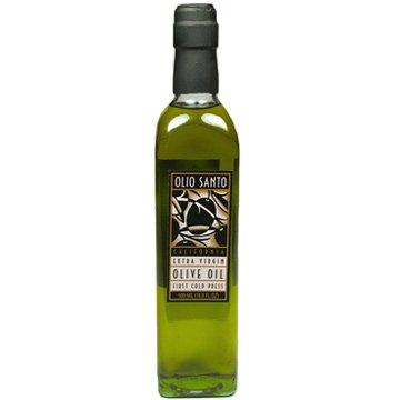 Olio Santo California Extra Virgin Olive Oil 500mL - Pack of 2