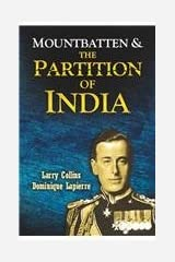 Mountbatten And The Partition Of India Paperback