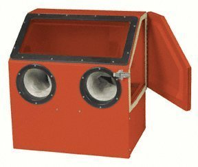 Central Pneumatic Abrasive Sandblasting Bench Top Cabinet - 30 Gallon by Central Pneumatic