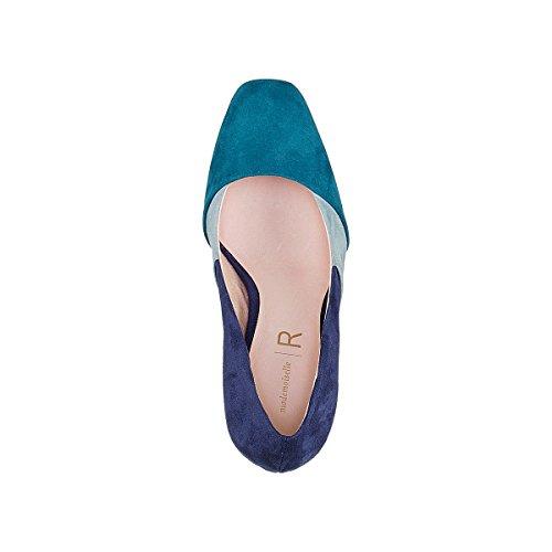 La Redoute Mademoiselle R Frau Pumps, Dreifarbig Gre 37 Blau