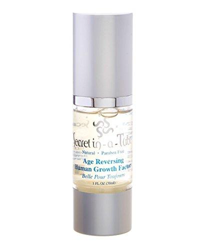 Human Growth Factor Serum - Healing Scar Serum, Regeneration & Repair, Reduce Deep Wrinkles, Erase Fine Lines - Best Acne Scar Serum from Secret in-a-Tube