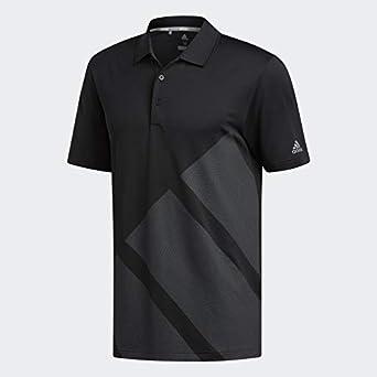 adidas Golf Men's Bold 3-Stripes Polo