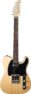 Jay Turser Lt Series Jt-lt-n Electric Guitar, Natural