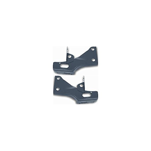 Evan-Fischer EVA18072054904 Bumper Bracket for Toyota Pickup 89-95 Front Right and Left Side 2WD