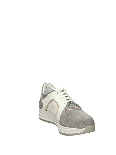 Donna Guardiani Bianco Grigio Sd60431 Basse Sneakers rtxqRHt