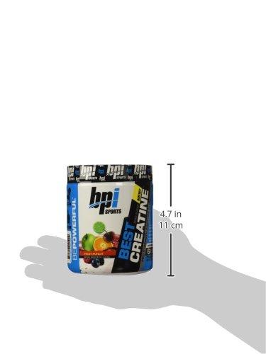 BPI Sports Best Creatine, 10.58 Ounce - Fruit Punch