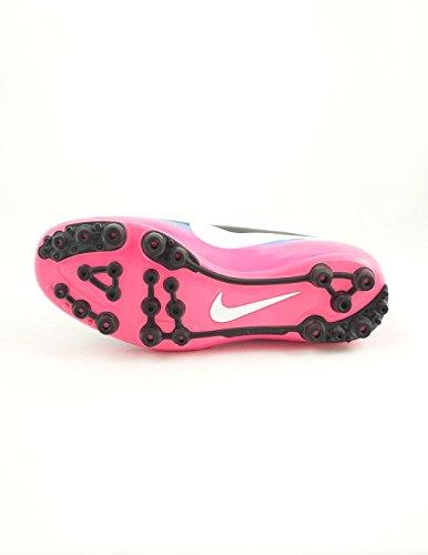 Nike W Nsw Tch Flc Dstryr Jkt Chaqueta, Mujer black