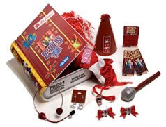 Musical High School 2 Costumes (High School Musical Yearbook Collection Cheerleader Dress-Up & Accessory Set)