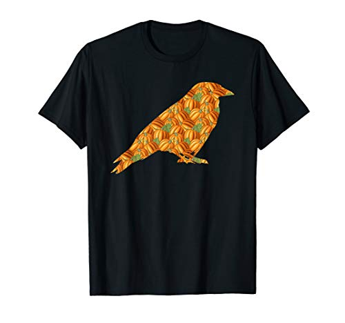 Crow Easy Halloween Costume Raven Bird DIY Outfit Gift T-Shirt